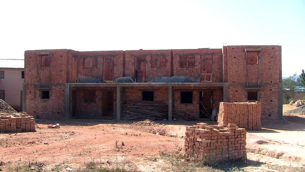 Centro polifunzionale Ambalavanona [2010-2014]