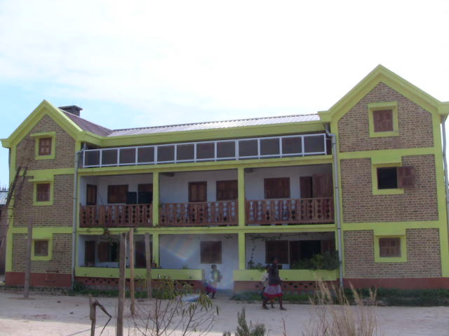 Centro polifunzionale Ambalavanona [2017]